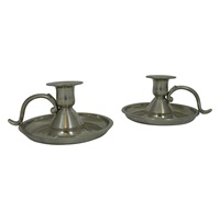Image for Pewter Candle Stick Holders