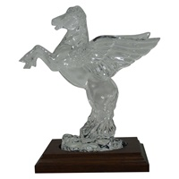 Image for Waterford Crystal Pegasus with Wooden Stand