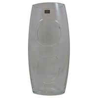"""Image for Waterford Crystal 12"""" Oval John Rocha Vase"""