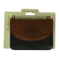 Image for Tinnakeenly Leather Back Zip Purse