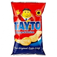 Image for Tayto Cheese and Onion Crisps 6 pack