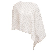 Image for Ocean Ripple Poncho Linen