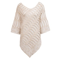 Image for Oceanwave Poncho Linen