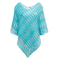 Image for Oceanwave Poncho Aqua