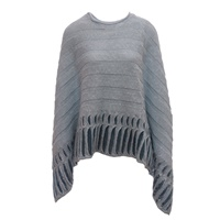 Image for Linen Sweater - Sky