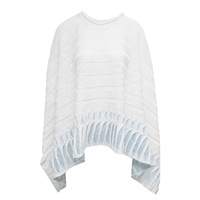 Image for Linen Sweater - White