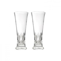 Image for Waterford Crystal Lismore Pilsner, Pair