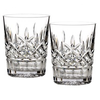Image for Waterford Lismore 12oz Double Old Fashioned - Pair
