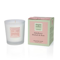 Image for Elderflower Rhubarb and Rose Travel Size Candle