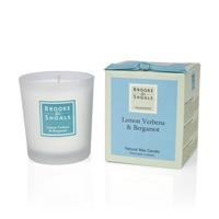Image for Lemon Verbena and Bergamot Travel Size Candle