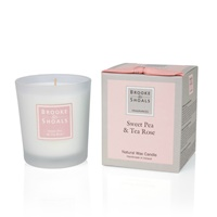 Image for Sweet Pea and Tea Rose Travel Size Candle