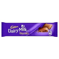 Image for Cadbury Dairy Milk Biscuits 110g