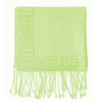Image for Pashmina Scarf, Moss Green