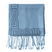Image for Pashmina Scarf, Denim