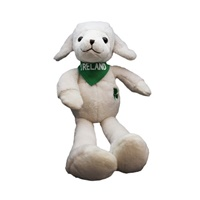 Image for Irish Sheep with Long Legs Cuddly Toy
