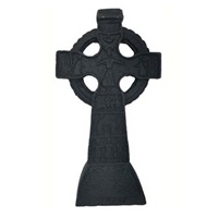 Image for Irish Turf  Wall Hanging Ornate Celtic Cross