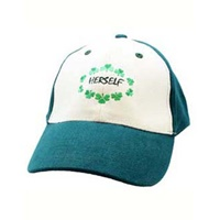 Image for Cotton Herself Shamrock Sports Cap