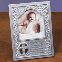 Image for Baptism Prayer Photo Frame