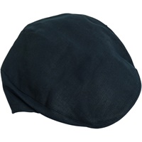 Image for Hanna Irish Linen Touring Cap, Navy