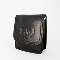 Image for Morrigan Celtic Shoulder Bag, Black by Lee River