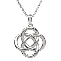 Image for Open Celtic Infinity Knot Pendant