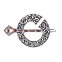 Image for Irish Dancing Celtic Brooch