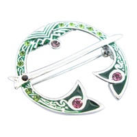 Image for Irish Dancing Tara Brooch