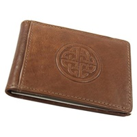 Image for Fergal Money Clip Wallet, Tan by Lee River