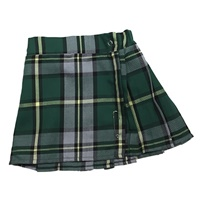 Image for Girls Cape Breton Tartan Skirt, Size 2