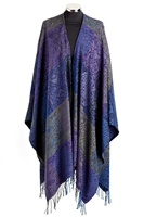 Image for Calzeat Celtic Knot Large Wrap, Pewter