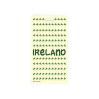 Image for Shamrock Ireland Luggage Tag