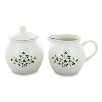 Image for Shamrock Sugar and Creamer Set