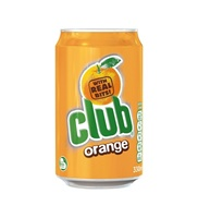 Image for Club Orange Soft Drink 330ml