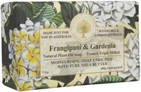 Image for Frangipani and Gardenia French Triple Milled Soap