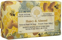Image for Honey Almond French Triple Milled Soap