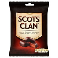 Image for Scots Clan Caramels - Dark Chocalate Bag