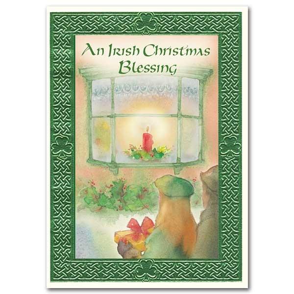 conception abbey card set an irish christmas blessing tipperary irish importer celtic jeweler