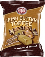 Image for Oatfield Irish Butter Toffee Bag 150g