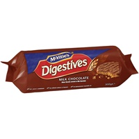 Image for McVities Milk Chocolate Digestives Biscuits 300 g