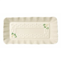 Image for Belleek Shamrock Tray