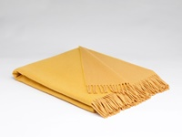 Image for Supersoft  Throw Blanket, Golden Sun Reversible