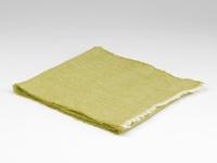 Image for Herringbone Irish Linen Scarf, Citrus