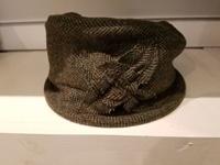 Image for Irish Tweed Pill Box Hat by Kathleen McAulliffe