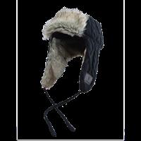 Image for Guinness Black Lumberjack Style Knitted Hat