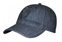 Image for Guinness Tweed Vintage Harp Baseball Cap