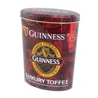 Image for Guinness Ruby Red Oval Toffee Tin