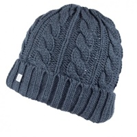 Image for Olann Charcoal Grey Beanie