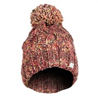 Image for Olann Magenta Multicoloured Bobble Hat