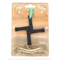 Image for Irish Turf Hanging Ornament, St. Bridgits Cross