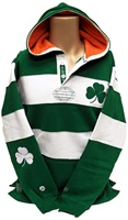 Image for Donegal Bay Irish Rugby Hoodie